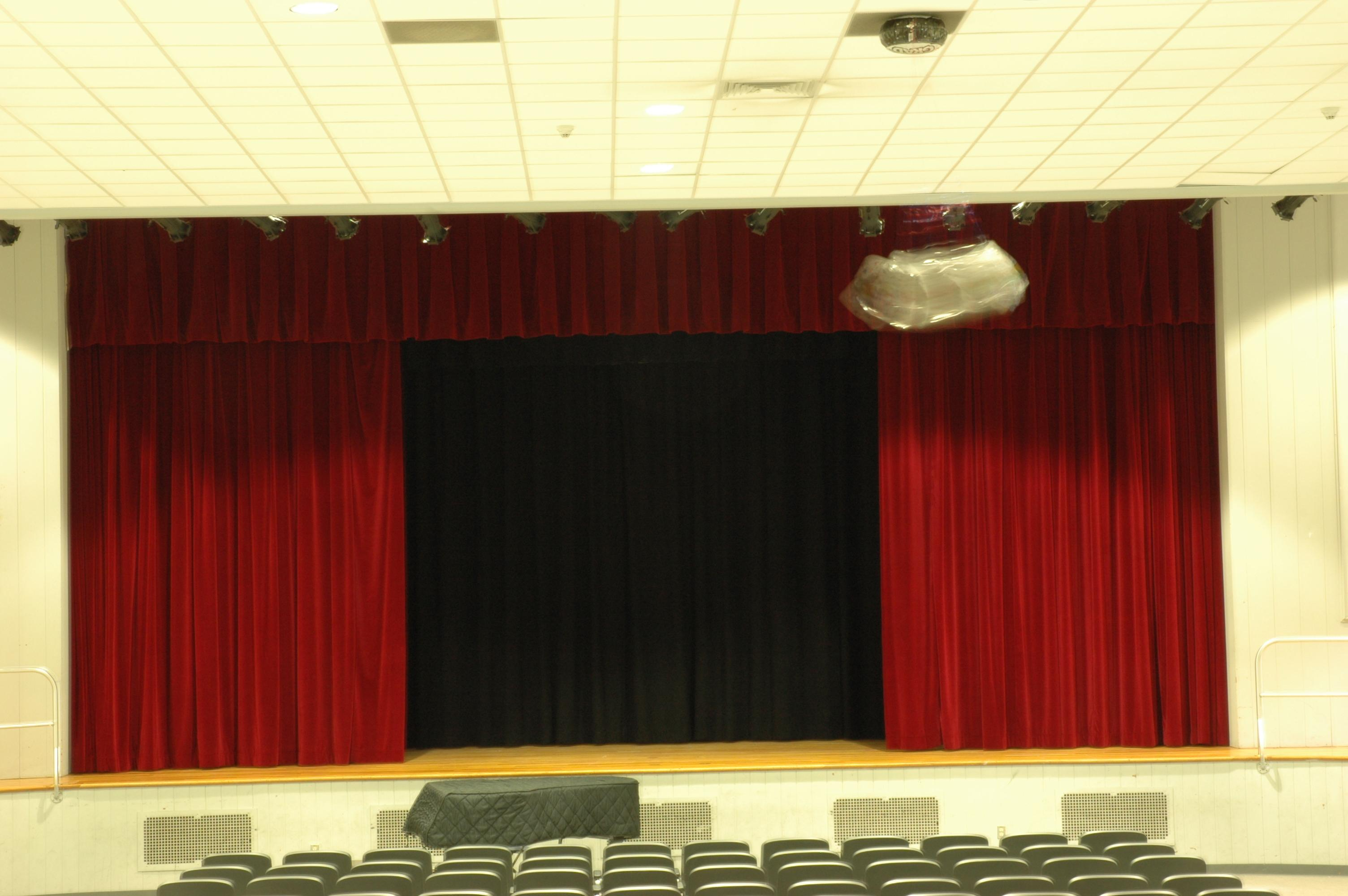 Blinds Stage Curtains Shades